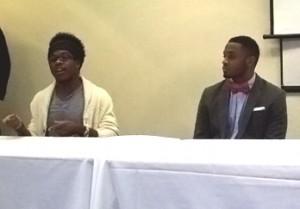 Bummah Ndeh and Don Cox discuss Michael Sam.