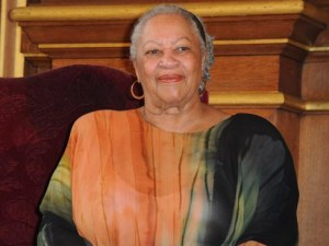 Novelist Toni Morrison's father grew up near Cassville, Georgia, and a fictional Georgia town is the setting for her latest novel, </Home. Credit: The Grio.com