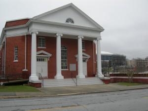 Central United Methodist Church on Mitchell Street