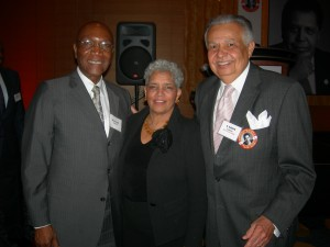 Willie Clemons, Shirley Franklin and Aaron Turpeau