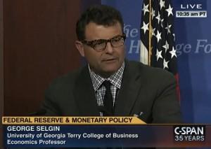 UGA economics professor George Selgin