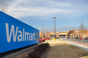 A division of H.J. Russell & Co. expanded a vacant retail center to provide this Walmart on Martin Luther King Jr. Drive, which is located near the AHA apartment complex, Magnolia Park. Credit: Donita Pendered