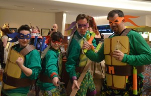Teenage Mutant Ninja Box Turtles