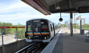MARTA trains will run more frequently because of funding provided through the region's newly approved Transportation Improvement Program. Credit: marvinlee.net