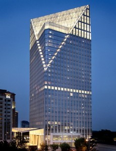 The success of Terminus 100, which Cousins Properties reports is 98.3 percent leased, is one reason Cousins is bullish on metro Atlanta. File/Credit: jamco-inc.com