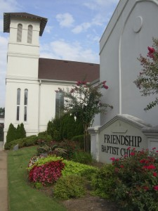 Another exterior view of Friendship