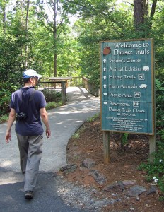 Dauset Trails: Dauset Trails Nature Center in Jackson, Ga.