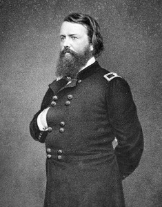 Atlanta's civic elite toasted Union Gen. John Pope after the Civil War to bolster the city's interest, according to GSU Professor Wendy Venet.
