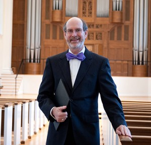 Dr. James Mellichamp, a renowned organist, is the president of Piedmont College in north Georgia.