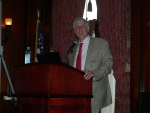 Paul Levy of the Center City District