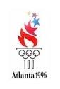 Atlanta's Olympics logo