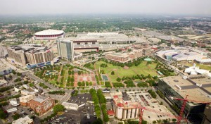 After - Centennial Olympic Park as it looks today (AECOM)