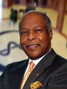 Dr. Louis W. Sullivan, a native of Blakely, Georgia, served as U.S. Secretary of Health and Human Services from 1989 to 1993.
