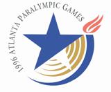 The Atlanta 1996 Paralympic Games logo
