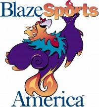 BlazeSports logo
