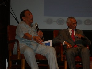 Andrew Young and C.T. Vivian