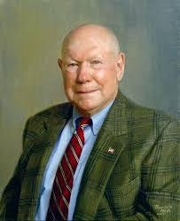 A photo of a portrait of Lloyd Whitaker