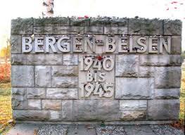 Bergen Belsen nemorial