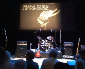 Waiting for Procol Harum to come play an encore at Atlanta's Symphony Hall