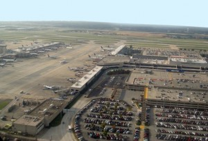 Parking fees collected at Atlanta's airport provide 1/4 of the airport's revenues, according to a recent city audit. Credit: book2park.com