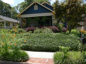 One of the most beautifully landscaped homes in Adair Park