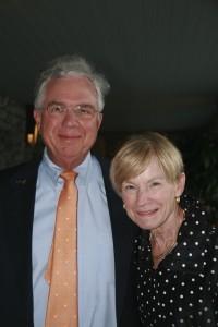 Dan and the late Merrie Boone