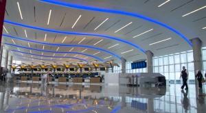 Display ads will be sold in the Maynard H. Jackson International Terminal. Credit: Donita Pendered