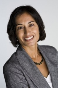 Ayesha Khanna chairs the MILRA committee on homelessness initiatives