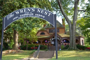 The Wren's Nest, the home of Brer Rabbit creator Joel Chandler Harris, remains a popular destination in West End. Credit: Donita Pendered