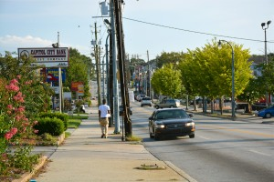 West End's commercial corridors show signs of care and investment. Credit: Donita Pendered