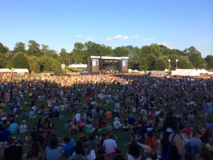 Music Midtown fans enjoy Bastille on Saturday afternoon