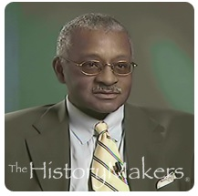 Larry Dingle was featured on The History Makers in 2005. Credit: thehistorymakers.com