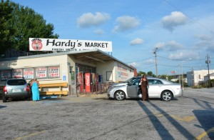Hardy's Market helps West End's NPU rank sixth best in Atlanta in terms of providing access to food, which is a significant problem in some Atlanta neighborhoods. Credit: Donita Pendered