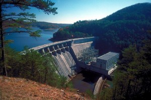 Access to drinking water from Lake Allatoona could become a central issue in the debate over managing Georgia's water resources.