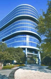 Genuine Parts' new headquarters will join an office park with buildings such as Wildwood 2500, designed by Smallwood, Reynolds, Stewart, Stewart and Assoc. Credit: 2500wildwood.net