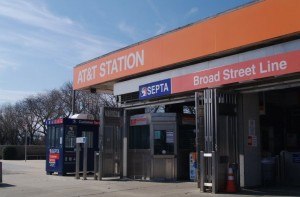 SEPTA, the transit agency in the Philadelphia area, sold naming rights of the Pattison Station to AT&T for $3 million and agreed to change every reference to Pattison throughout the system and online. Credit: transitmatters.info