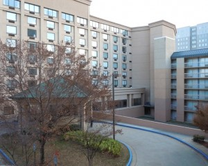 A private company soon will be managing the Piedmont North dorm at Georgia State University, according to a deal approved by the Board of Regents. Credit: GSU