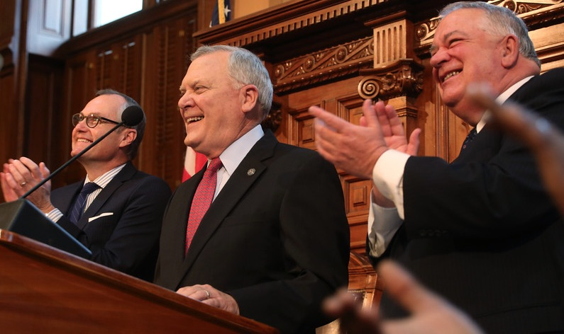 Gov. Nathan Deal, State of State, 2015