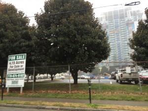 NCR's Midtown site