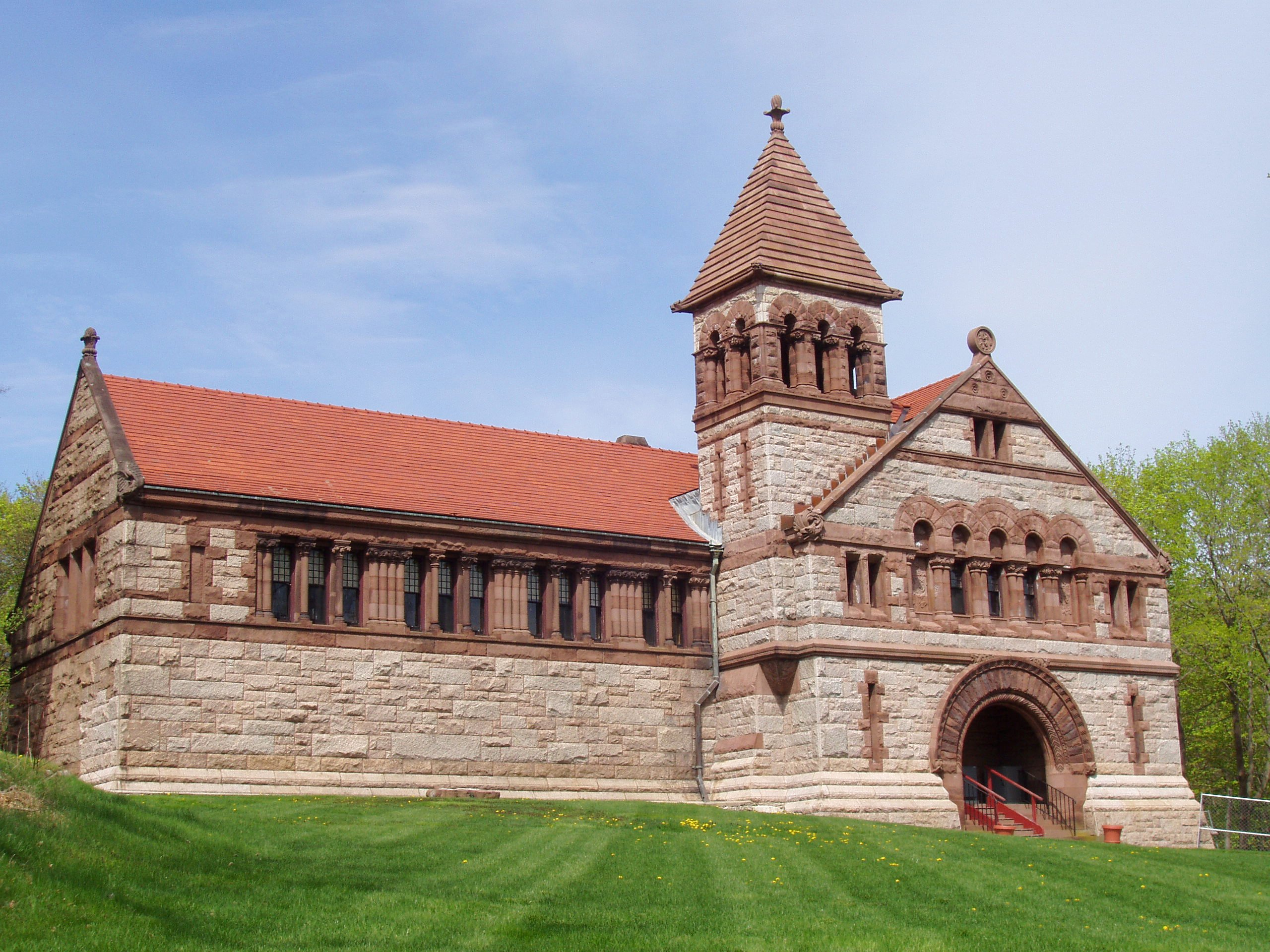 Ames Free Public Library