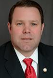 House Transportation Chairman Jay Roberts