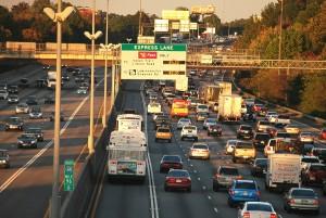 I-85 Express Lanes