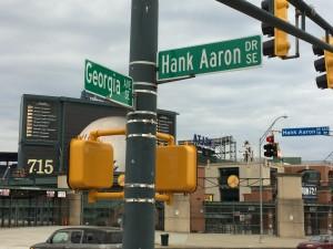 Hank Aaron Boulevard