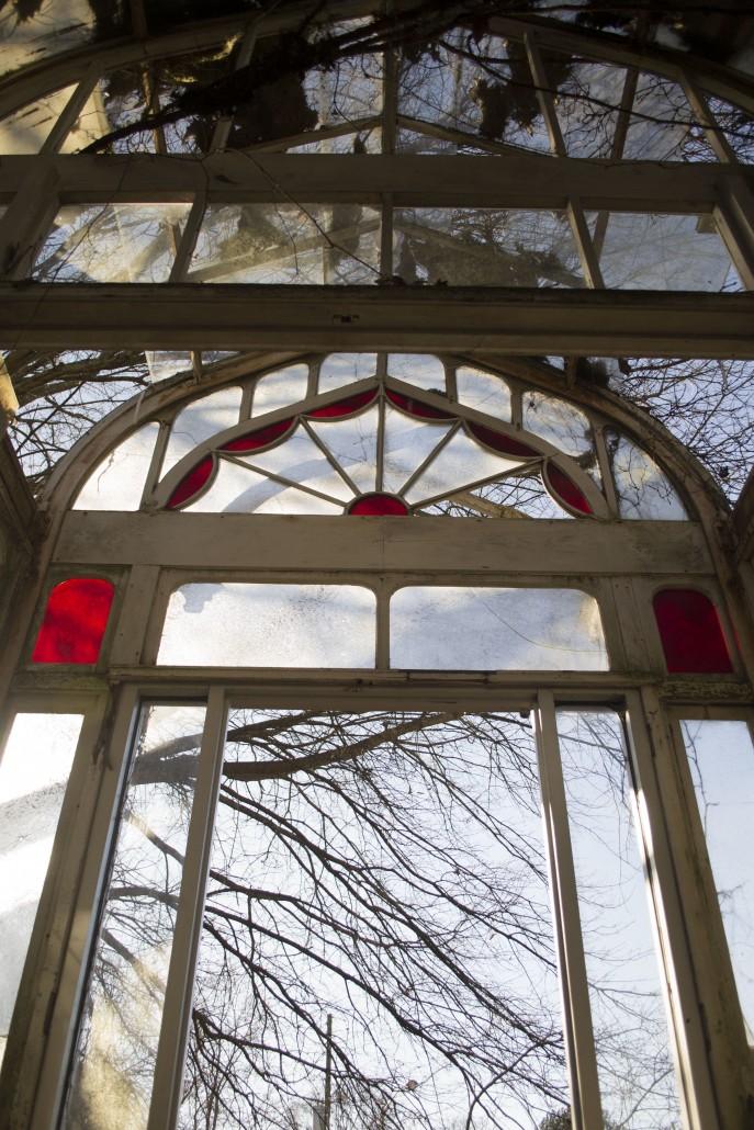 Candler Mansion Greenhouse