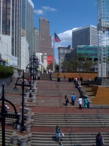 Plaza Park today