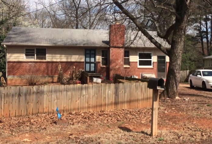 Foreclosure, Smyrna area, 30008