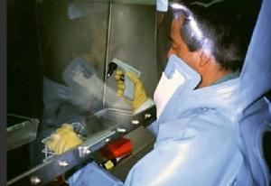Emory's biosafety lab level 4