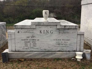 Daddy King grave