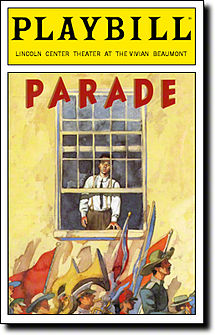 Parade by Atlanta native Alfred Uhry