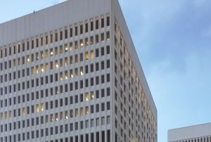 The 100 Colony Square building, built in 1967 and owned by Tishman Speyer, is  an Energy STAR rated building, with a rating of 76 in 2014, according to energystar.gov. Credit: tishmanspeyer.com
